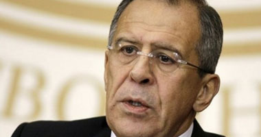 وزير الخارجية الروسى سيرغى لافروف