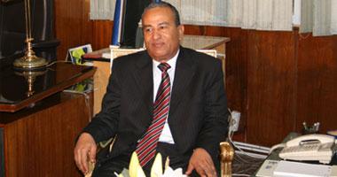 مصطفى السيد محافظ أسوان