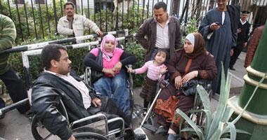 مجلس الوزراء يرد على شكوى معاقى القاهرة المطالبين بوحدات سكنية