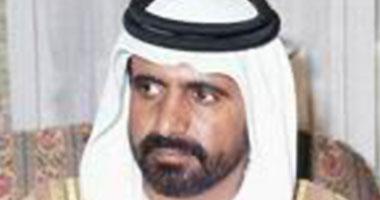 محمد بن نخيرة الظاهرى سفير الإمارات بالقاهرة
