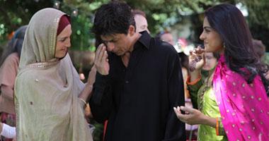 عرض فيلم عزيزتى الحياة للنجم شاه روخان بالمركز الثقافى الهند