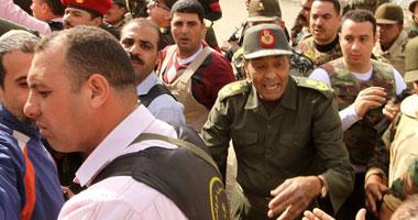 القوات المسلحة تحدد 30 يونيو الجارى لتسلم الأسلحة غير المرخصة  S2201115123623