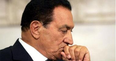 بالصور.. وزارة العدل تستعد لمحاكمة مبارك بقفص حديدى ضخم S220111601541