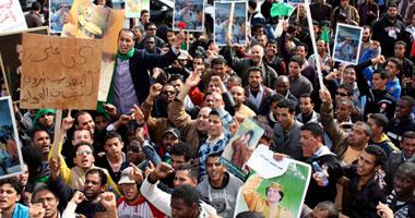 41 شهيدا فى ليبيا وإحراق الإذاعة وشنق شرطيين s2201117111010.jpg