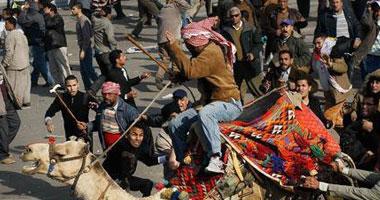 الصلاة شهداء جمعة الغضب بميدان