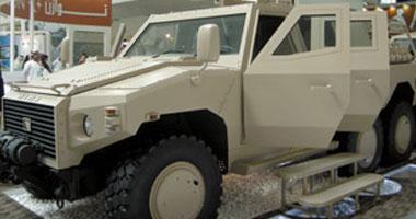 تصنيع أول سيارة عسكرية فى دبى S220112016512