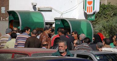 ارتفاع عدد ماكينات الصراف الآلى للبنوك المصرية إلى 11 ألفًا