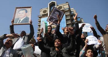 الرئيس مبارك 52 منظمة حقوقية تطالب مبارك بالتنحى حقناً لدماء المصريين S22011214518
