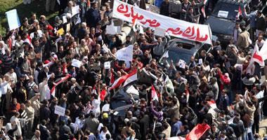 الرئيس مبارك 52 منظمة حقوقية تطالب مبارك بالتنحى حقناً لدماء المصريين S220112153827