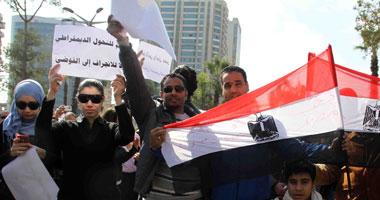 مؤيدو مبارك يدعون لمظاهرة