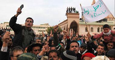 """الشرطة الليبية تفرض """"أتاوة"""" على المصريين للخروج من طرابلس S22011230737"""