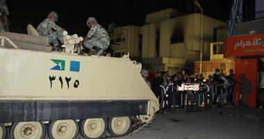 """الجيش تجمهر """"لاظوغلى"""" ويلقى القبض"""