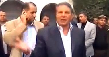 أهالى البحيرة يطالبون بإقالة مدير الأمن بسبب فضيحة الفيديو