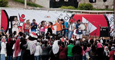 """بالصور.. توافد كبير على حفل """"ابدأ بنفسك"""" بالإسكندرية S2201126143521"""