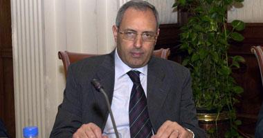 الدكتور أحمد جمال الدين موسى وزير التربية والتعليم
