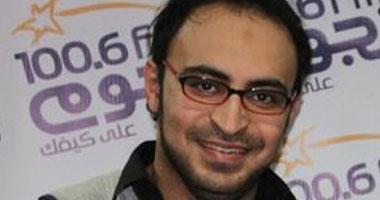 أحمد يونس مذيع برنامج عالقهوة