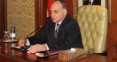 أمين شرطة يختطف عميد بالقوات