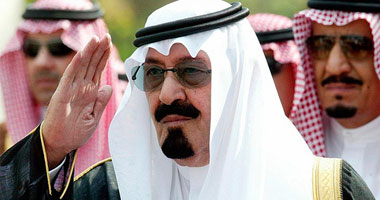 العاهل السعودى الملك عبد الله