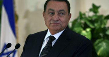 الرئيس المصرى السابق حسنى مبارك