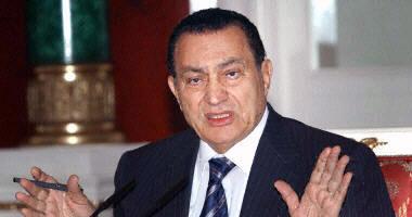 """مصدر أمنى: مصلحة السجون لم تتلق أية إخطارات بشأن """"مبارك"""" s220117132114.jpg"""