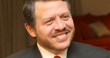 العاهل الأردنى الملك عبدالله