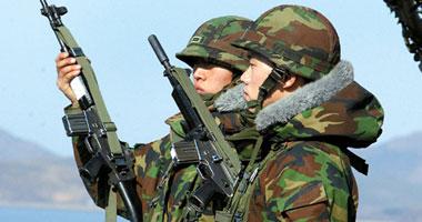 """الجيش الكورى الشمالى: جاهزون لقصف حاملة الطائرات الأمريكية """"كارل وينسون"""""""