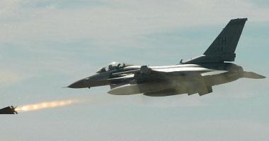 """الجيش الإسرائيلي يشن غارة جوية على مواقع لـ""""حماس"""" فى قطاع غزة"""