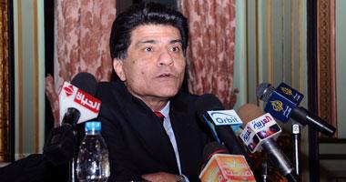 """النشائى يهنئ """"مرسى"""" بالرئاسة.. ويصف شفيق بالرجل المحترم"""