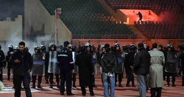ماسبيرو يعلق وقفة التضامن مع أقباط العامرية حداد على ضحايا بورسعيد