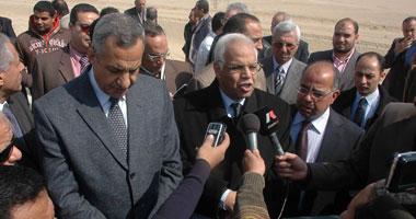 تشكيل لجان لمتابعة بالوعات الأمطار بالقاهرة والتأكد من كفاءتها