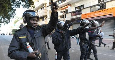 الشرطة السنغالية تفض احتجاج على صفقة غاز وتعتقل أكثر من 20 شخصا