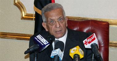 د. فؤاد النواوى وزير الصحة