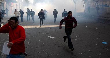 اشتباكات الداخلية إصابة 228 ضابطا الاشتباكات الداخلية