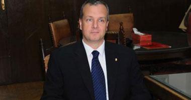 سفير المجر بالقاهرة