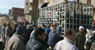 حبس مدير مستودع 4 أيام بتهمة بيع 200 أسطوانة بوتاجاز بالسوق السوداء