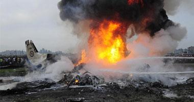 مقتل طيارين فى تحطم طائرة تدريب تابعة للقوات المسلحة الأردنية