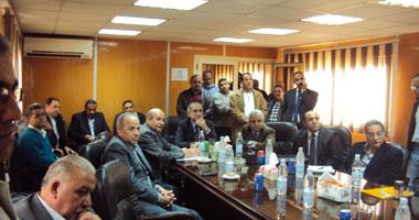 وزير الإسكان: افتتاح محور أحمد عرابى وحديقة مطار إمبابة نهاية مارس