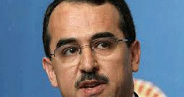 سعد الله أرجين وزير العدل التركى