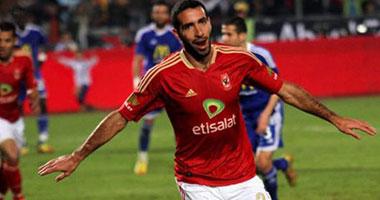 شوقى غريب يطالب أبو تريكة بالتراجع عن الاعتزال والاستمرار حتى 2015
