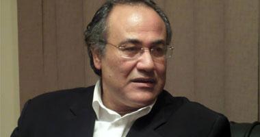 الفنان عماد سعيد، رئيس البيت الفنى للفنون الشعبية والاستعراضية