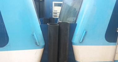 إصابة شخصين فى انفجار قنبلتين بمحطتى مترو شبرا الخيمة وغمرة
