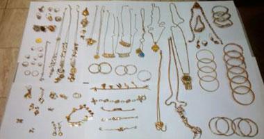 حبس خادمة وصاحب محل لسرقتهم مشغولات ذهبية من شقة ربة منزل بباب الشعرية