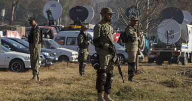 سلاح الجو الباكستانى يشن غارات جوية ضد مواقع الإرهابيين