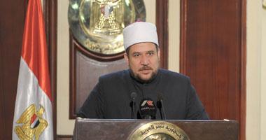 بالفيديو.. وزير الأوقاف: الاستعانة بشركات حراسة خاصة لتأمين المساجد