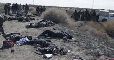 لجان التنسيق السورية حصيلة قتلى أمس بسبب العنف بلغت 125 شخصا