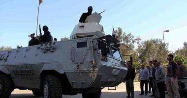 استشهاد عقيد شرطة ورقيب ومجند بعد إطلاق مجهولين النار عليهم بسيناء
