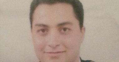 الرائد سامح القللى رئيس مباحث قسم شرطة دار السلام