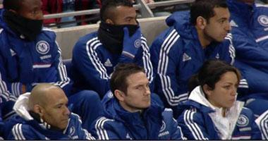 s220143225418 صور اول ظهور لمحمد صلاح في صفوف تشيلسي في مباراة مانشستر سيتي