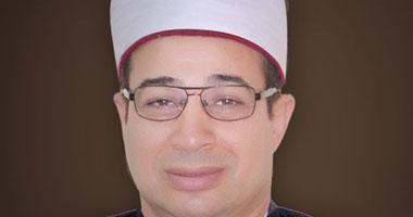 الشيخ أحمد عبد العظيم مدير الإدارة العامة لشئون القرآن الكريم بقطاع المعاهد الأزهرية