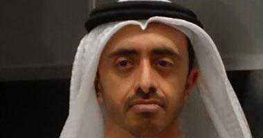 وزير خارجية الإمارات : سنقوم بكل جهد لمواجهة الإرهاب فى المنطقة العربية
